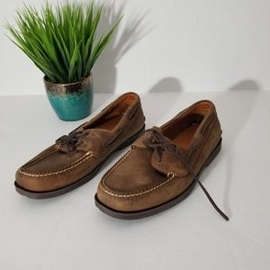 Timberland Boat Shoes Brown Size 13